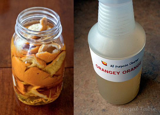 Orangey Orange Citrus Cleaner