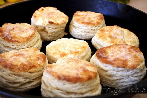 Big Flaky Biscuit