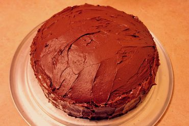 Hershey Chocolate Cake
